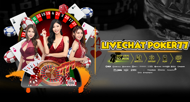 LIVECHAT POKER77